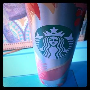 16 ounce limited addition Starbucks coffee cup